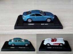 Lote com 03 miniaturas  Welly