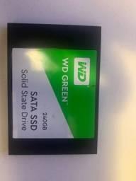 SSD WD Green 240GB Sata 2.5