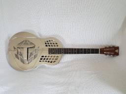 Violão Dobro Resonator acústico Tricone Delta Guitars - Artesanal