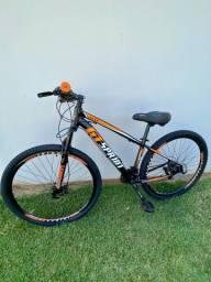 Bike GT - 27 velocidades - Freio hidráulico