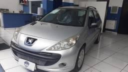 Peugeot 207 sw automático 1.6 completo