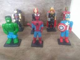 Coleção Bonecos dos Vingadores