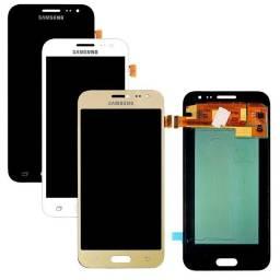 Tela Frontal Touch Display Samsung J2 J2 Core J2 Pro J2 Prime J3 J4 J5