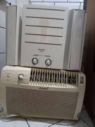 Vendo Ar Condicionado de Janela 7500 btus