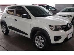 Renault Kwid 1.0 ZEN Branco 2019