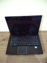Notebook Lenovo Completo Bateria Ótima/Passo Cartão