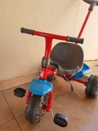 Triciclo Bandeirantes Smart Plus Vermelho