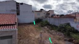 Terreno  no Santo Antônio