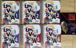 Livros SAS coleção completa