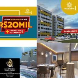 Residencial Grand Pátio - Pelo Programa Casa Verde Amarela
