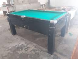Snooker (Sinuca) nova (15 bolas) de formica (preta)