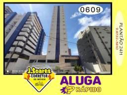 Tambaú, 3 quartos, 2 suítes, 100m², R$ 1.800, Aluguel, Apartamento, João Pessoa