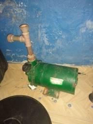 Ótima bomba d'água tudo funcionando perfeitamente