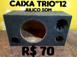"""Caixa trio """"12 Original Julico Som"""