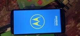 Moto G6 plus azul em ótimo estado