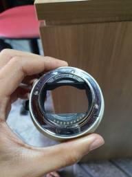 Adaptador de Lente Commlite Canon pra Sony