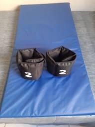 Super kits para exercícios em casa