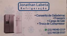 Conserto de Geladeira/Freezer