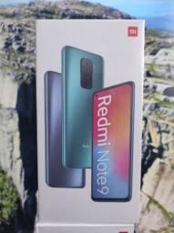 SALDÃO DE JANEIRO! Redmi Note 9 da Xiaomi.. Novo LACRADO Garantia entrega!