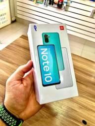 Xiaomi Redmi note 10 lacrado (garantia + N fiscal)