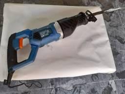 Serra Sabre Profield 1050w 220V 50/60Hz<br>Reciprocating Saw 150mm<br>(Incluindo Serra)