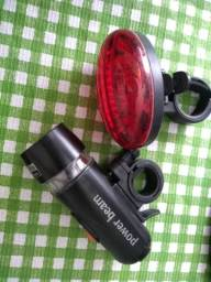Farol lanterna bike
