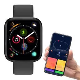 Relógio SmartWatch M5 Pro Resistente à Água Bluetooth Touch iOs Android Modo Esportes