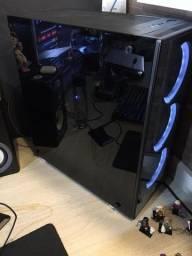 PC Gamer Completo Ryzen 5 3500x RX 560