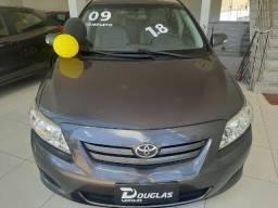 Raridade: Toyota Corolla 1.8 XEI - Aut - 2009/2009
