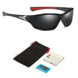 Óculos De Sol Esportivo Polarizado UV400 Anti Reflexo Pesca Ciclismo D120 Original