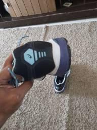 Sapato original asics  gel nagoya tamanho 37