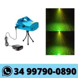 Mini Laser Projetor Holografico