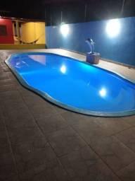 Casa com piscina