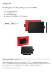 Mesa Digitalizadora Wacom Pequena - One CTL472