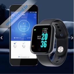 Smartwatch Smart Watch Com Tela Colorida D20 / Relógio Monitoramento Do Sono. Tendência