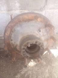 Cubo de roda trazeiro 1418