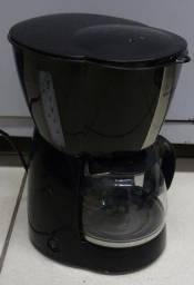 Cafeteira CP30 Inox Britânia 127W - Usada.