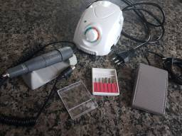 Kit de aparelhos para fazer unha de gel