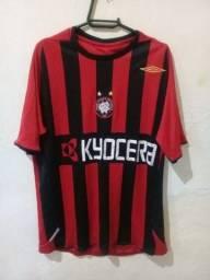 Camisa do Athlético-PR Tam.: M - Olaria - RJ