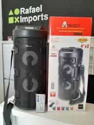 Caixa de som Bluetooth avision A1-35MAX