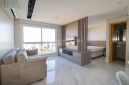 Apartamento para alugar com 1 dormitórios em Petrópolis, Porto alegre cod:338378