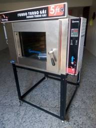 Vendo Forno turbo gás