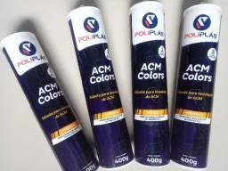 Silicone acm colors poliplas