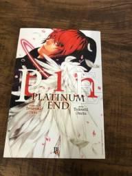 Vendo 1º volume do mangá Platinum End