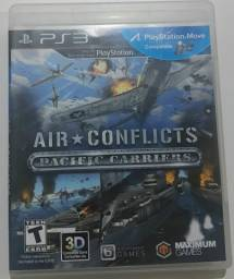 Jogo ps3 Air conflicts