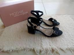 Sandálias conforto Modare-Promoção