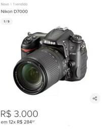 Camera fotográfica NIKON D7000