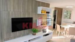 Vende-se apartamento diferenciado no Residencial Le Soleil - KM IMÓVEIS