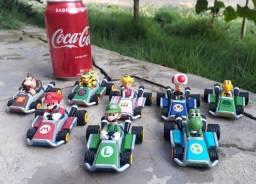 Coleção Carrinhos Mario Kart