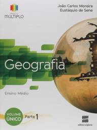 Livro-Projeto Multiplo - Geografia